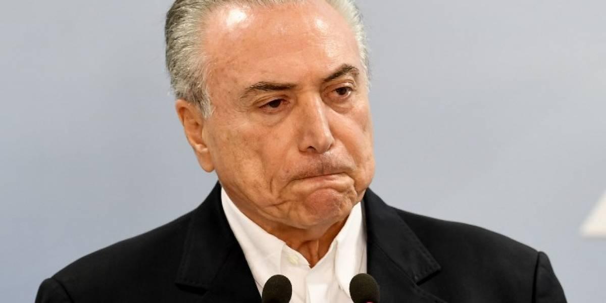 El descarnado círculo vicioso de la corrupción en Brasil que estaría detrás de la posible destitución de Temer