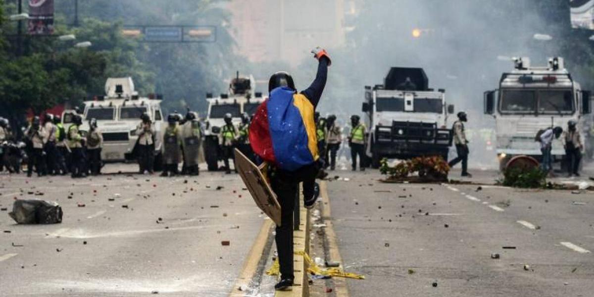 Venezuela: oposición inicia octava semana de protestas con marcha contra crisis sanitaria