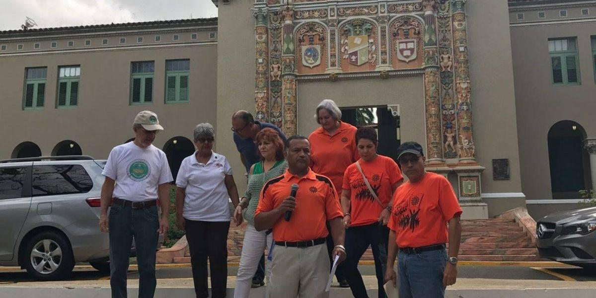 Hermandad de empleados de UPR se retira del Comité de Diálogo