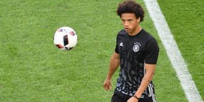 Leroy Sané es baja de Alemania para la Copa Confederaciones 2017