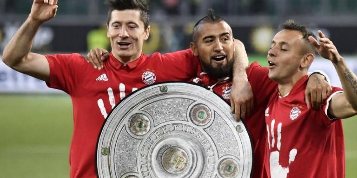 """El """"súper Bayern"""" que preparan los de Munich con la dupla Alexis-Vidal"""