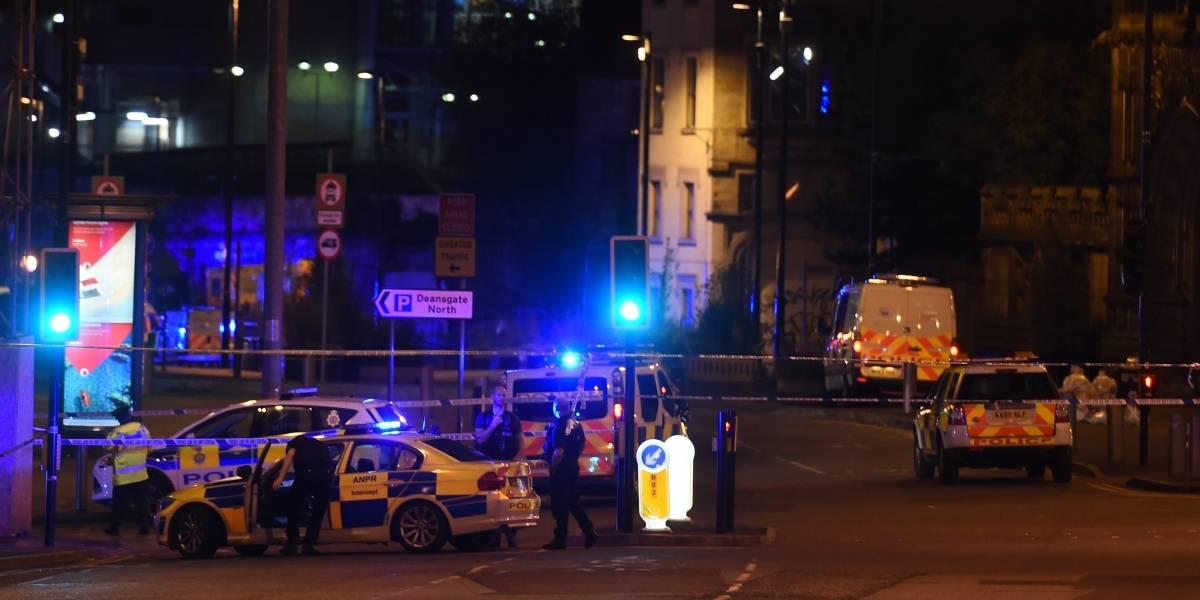 Atentado terrorista en Manchester: policía evacua zona céntrica y detiene a hombre de 23 años