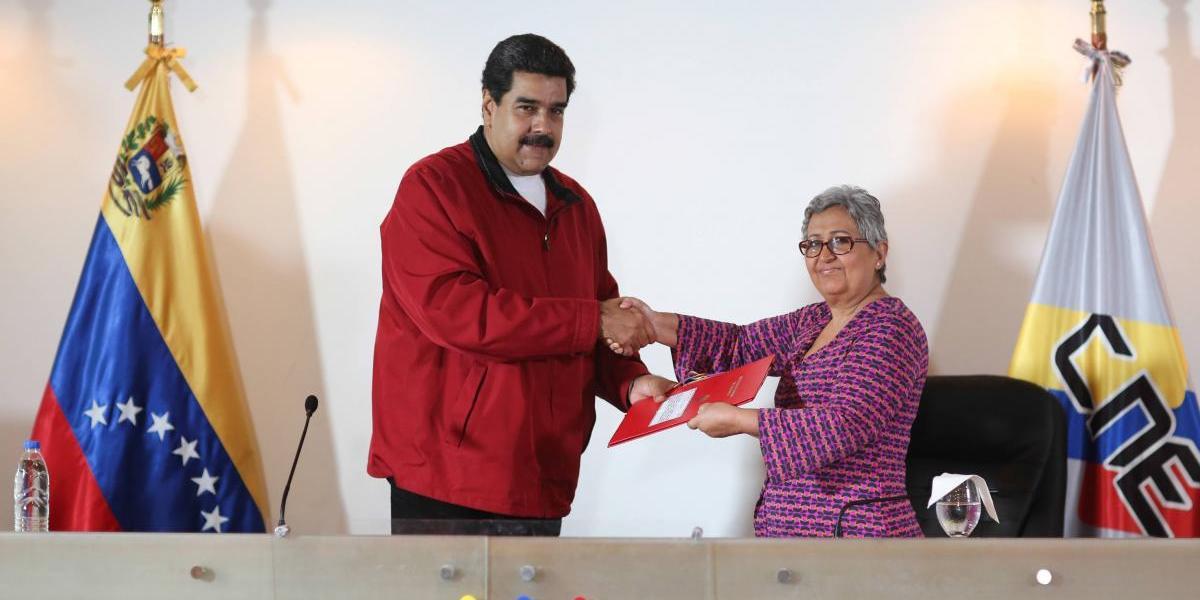 Elección de Constituyente en Venezuela se proyecta para julio