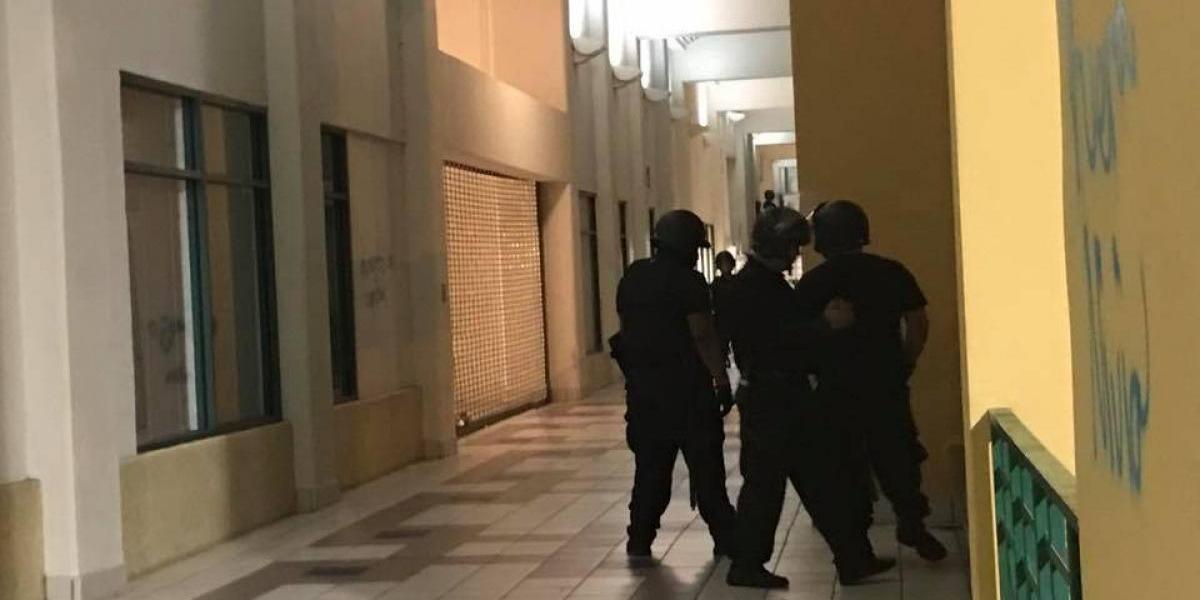 Guardias privados se retiran de la UPR
