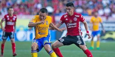 Alberto Acosta será baja de Tigres para la final