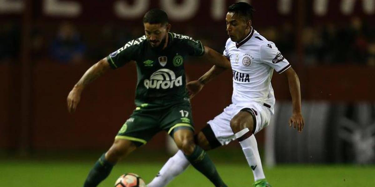 Chapecoense quedó eliminado de la Copa Libertadores tras resolución de la Conmebol