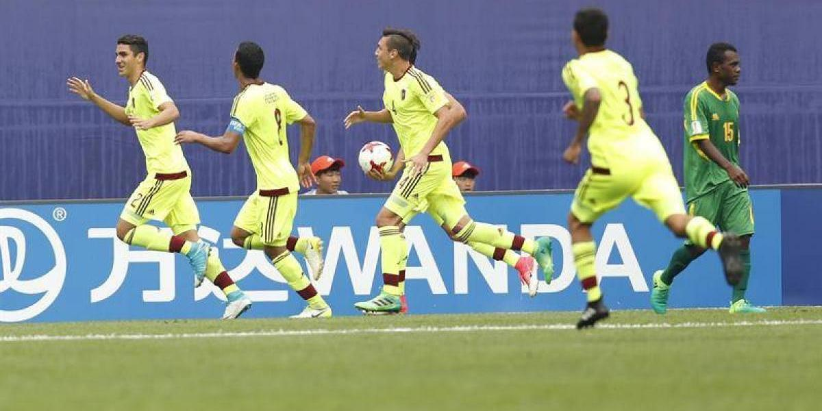 El mundo al revés: Venezuela golea y Argentina casi eliminado del Mundial Sub 20