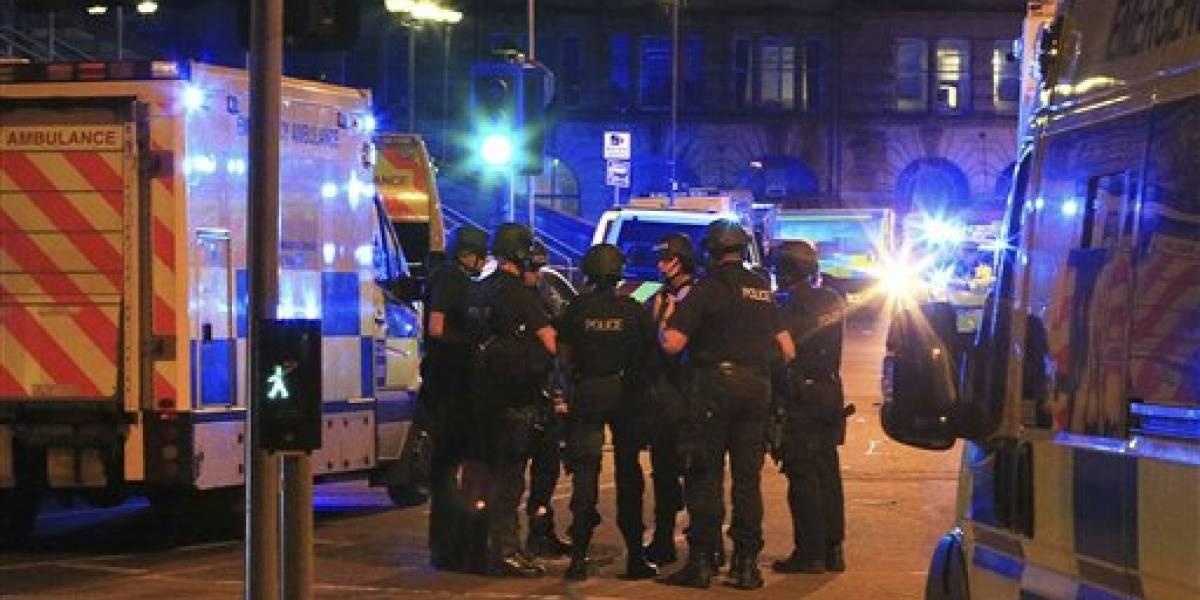 Estado Islámico reivindica atentado en Manchester