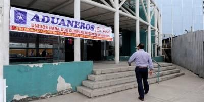 Aduanas de Chile anuncia plan de contingencia ante huelga de trabajadores