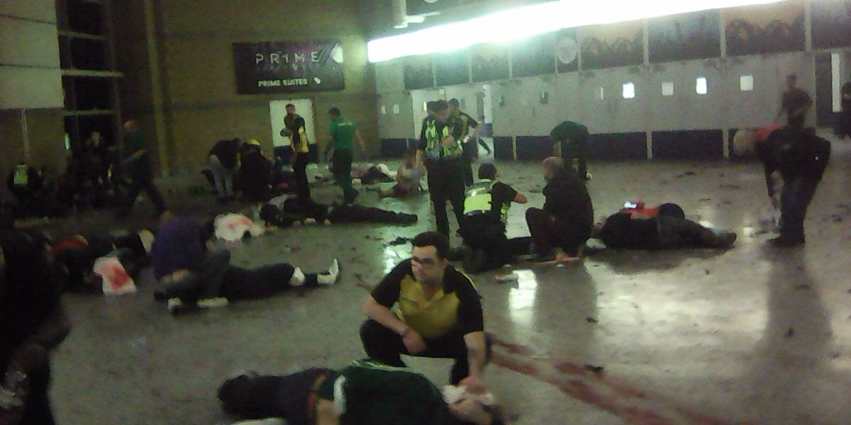 Ataque en Manchester: lo que sabemos