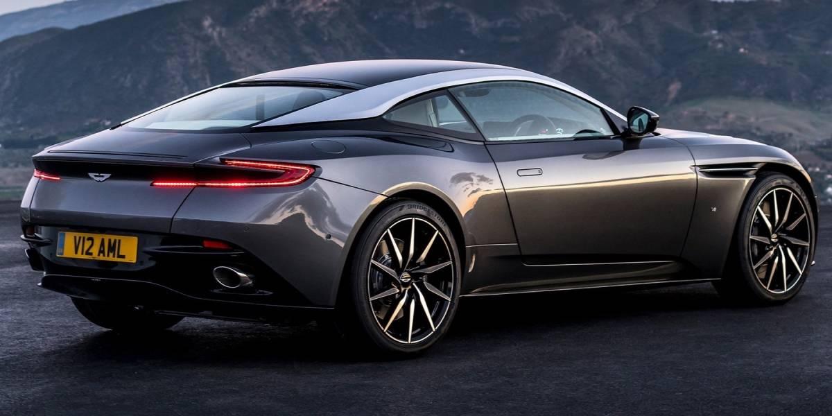 Estrella de la NFL diseñará un Aston Martin