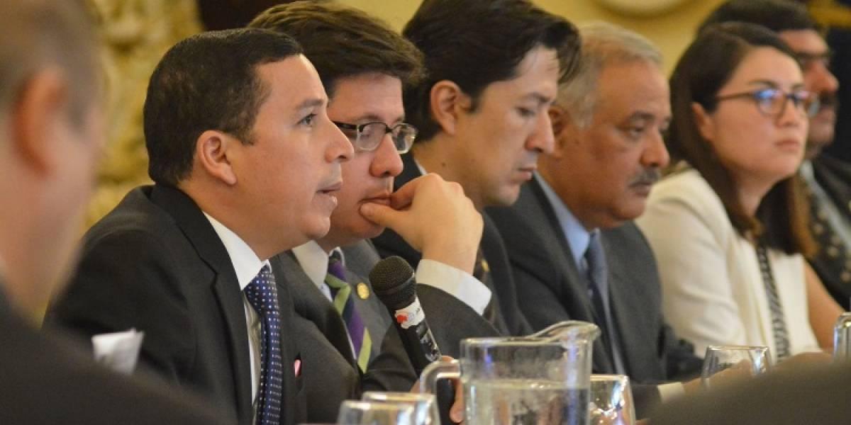 Gobernación plantea aumento de Q1,005 millones para 2018