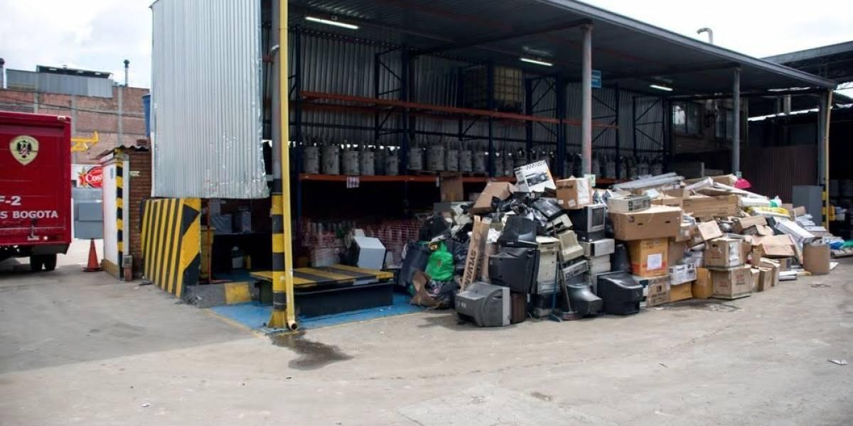 Bogotá vivirá dos días de Reciclatón