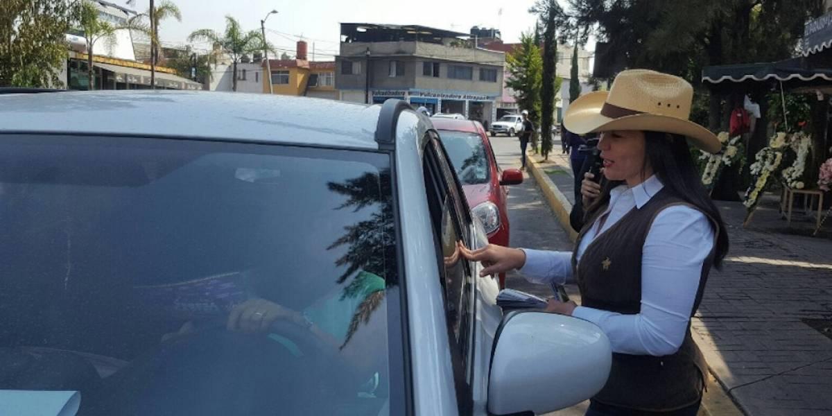 Niega Teresa Castell hacer guerra sucia contra Morena