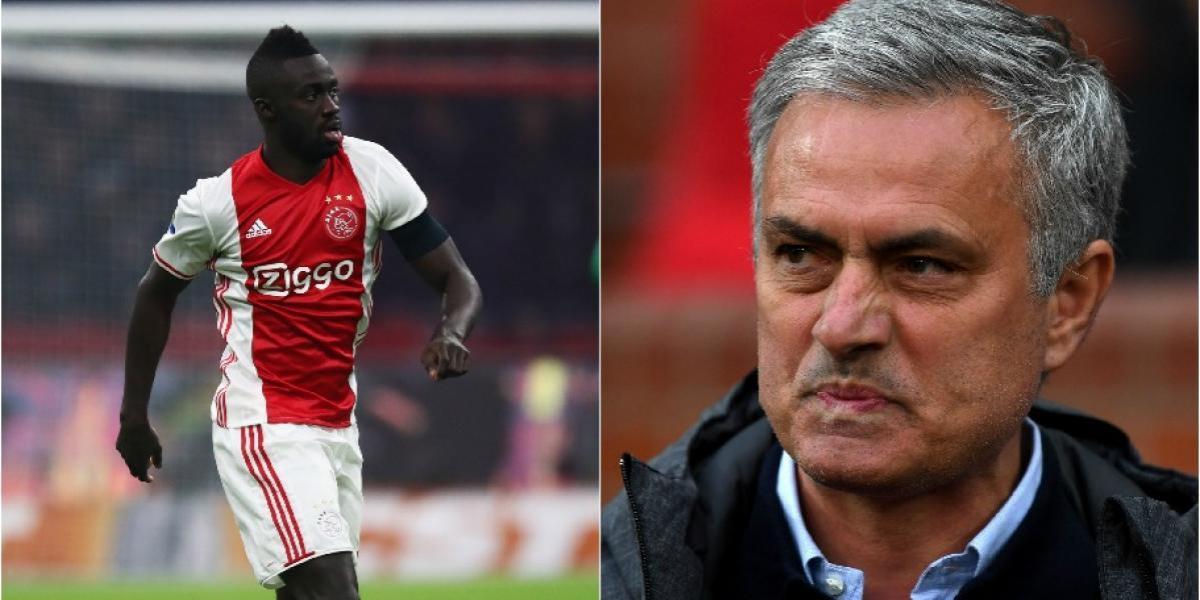 Ajax vs Manchester United: un colombiano quiere amargar a Mourinho