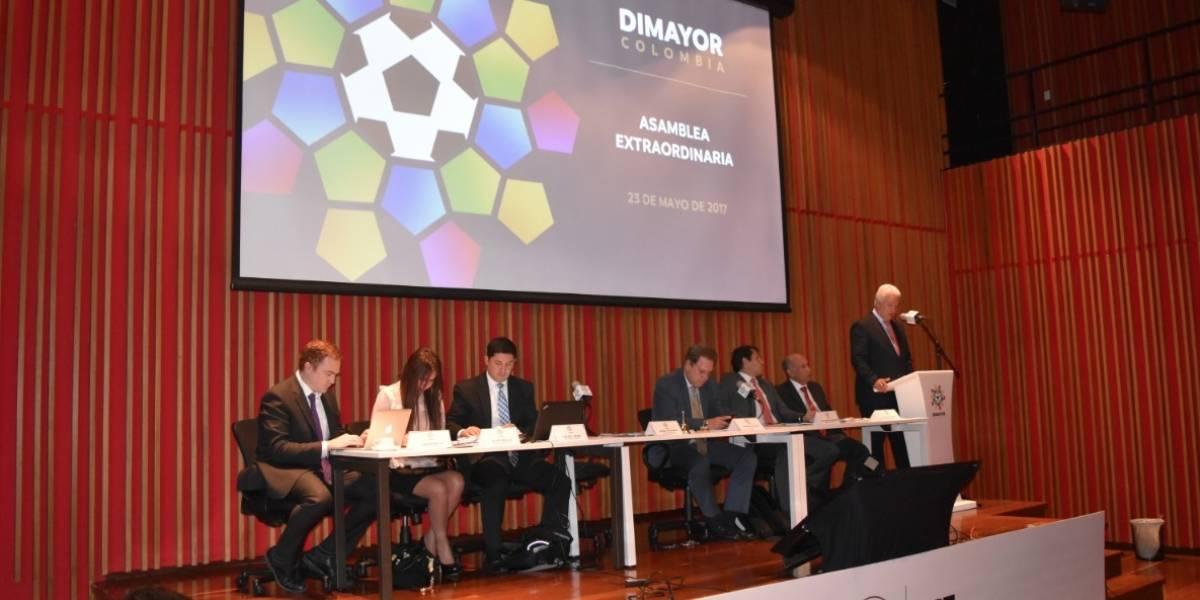 En Dimayor se tocó el tema de barras bravas y arreglo de partidos