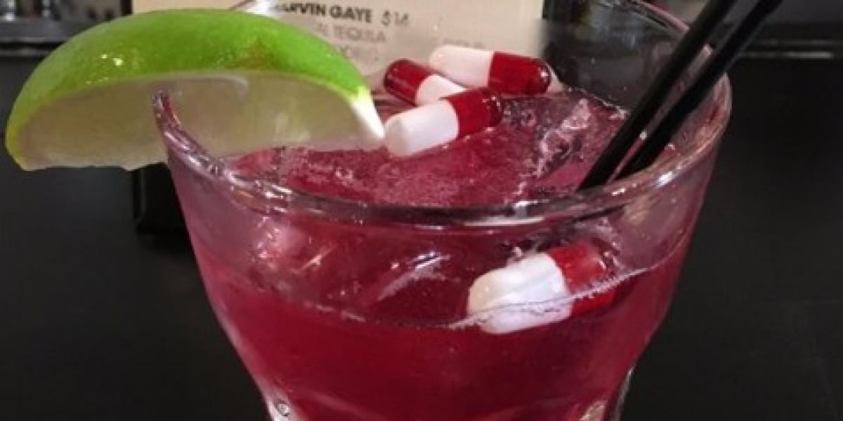 """""""Pill Cosby"""": el trago que causa polémica en Washington"""