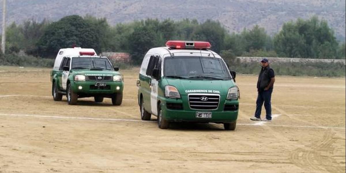 Encuentran cadáver de mujer semicalcinado y con golpe en la cabeza en La Araucanía