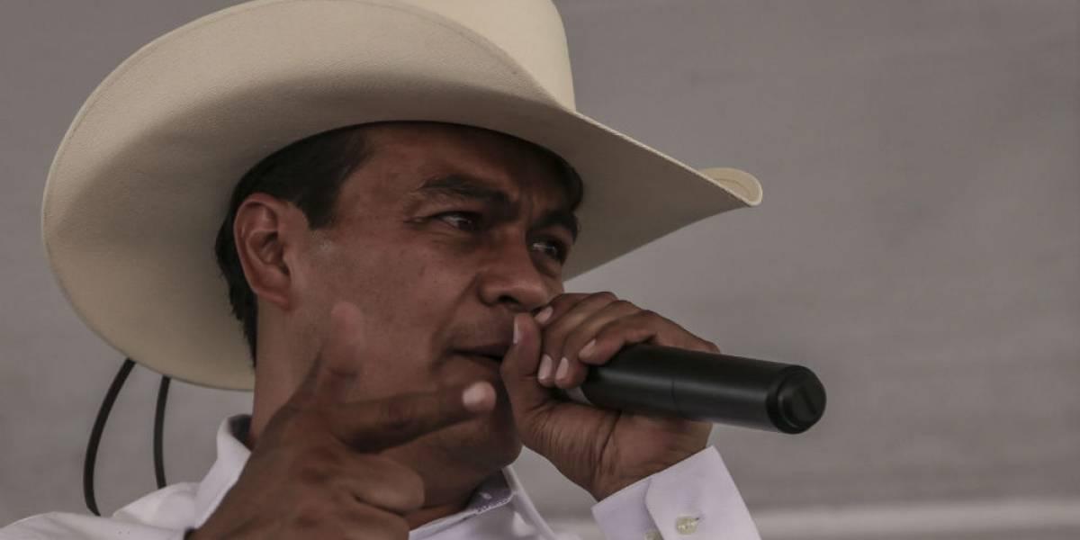 #Confidencial: Juan Zepeda se desploma