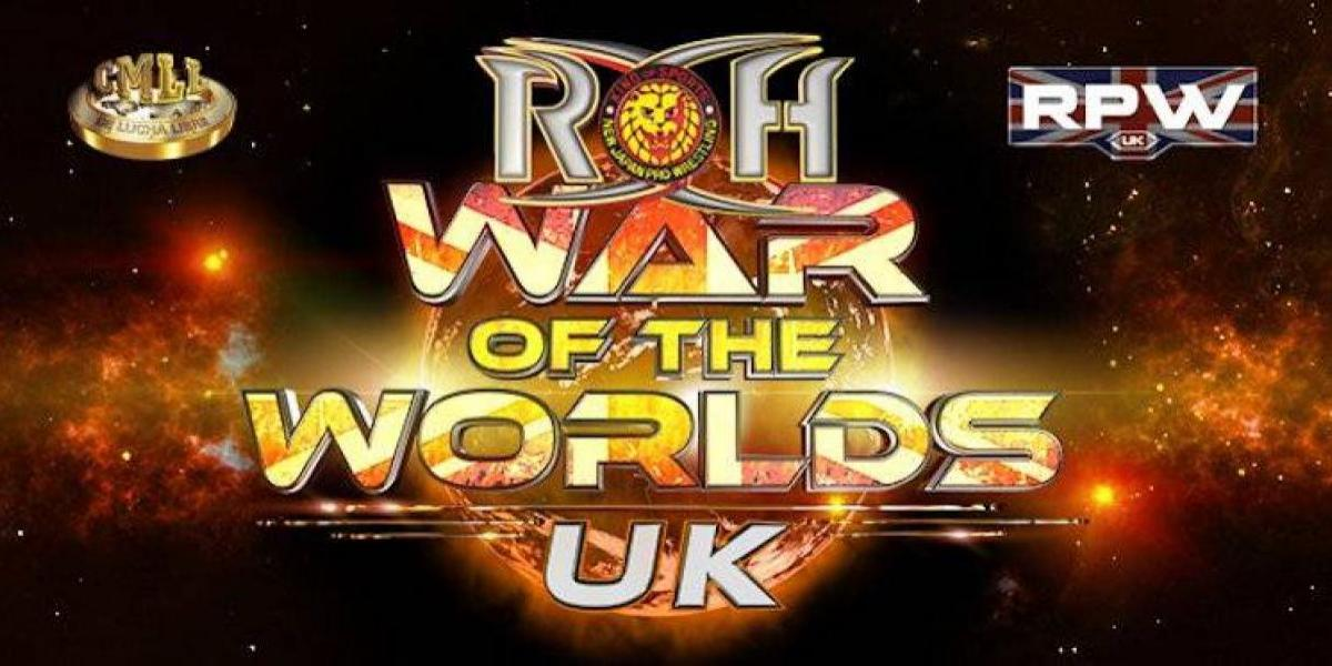Cuatro luchadores mexicanos participarán en 'War of the Worlds 2017'