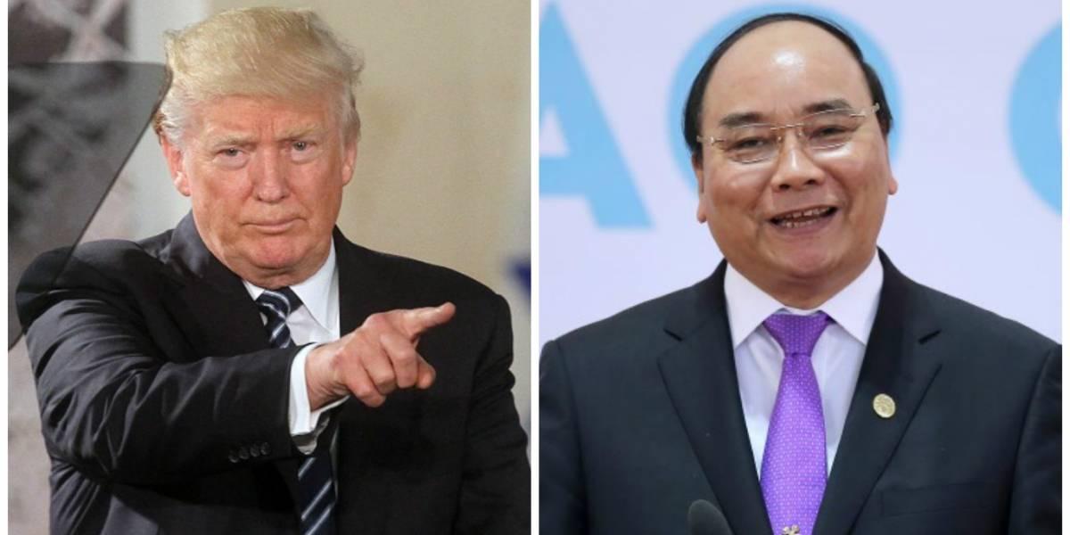 Trump recibirá a primer ministro vietnamita en la Casa Blanca el 31 de mayo
