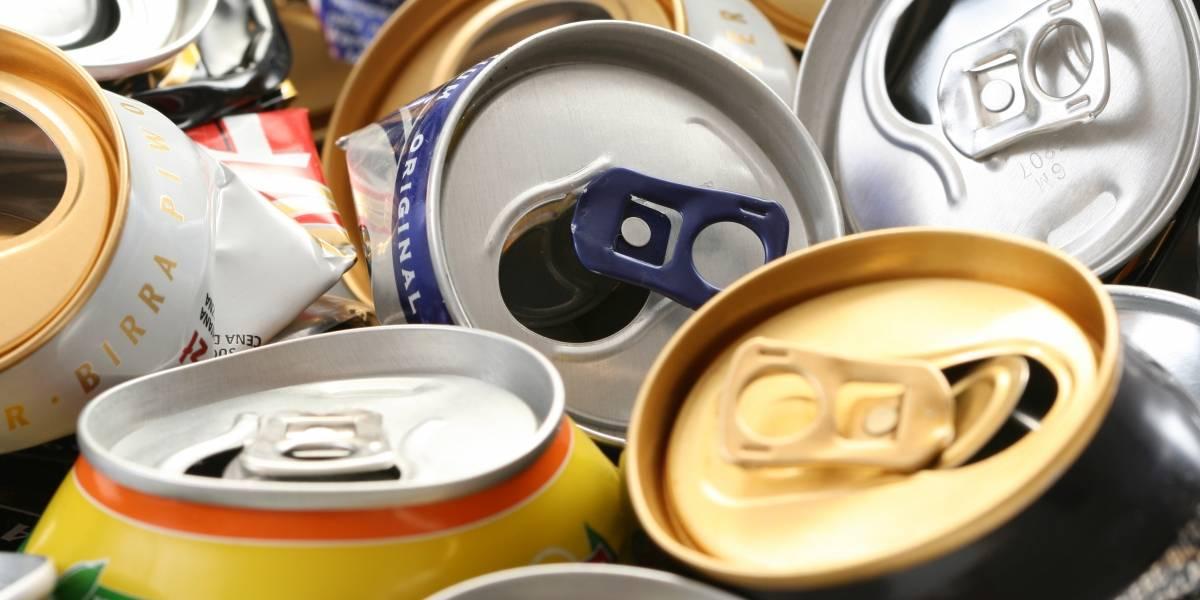 Convierten latas recicladas en boletos de cine