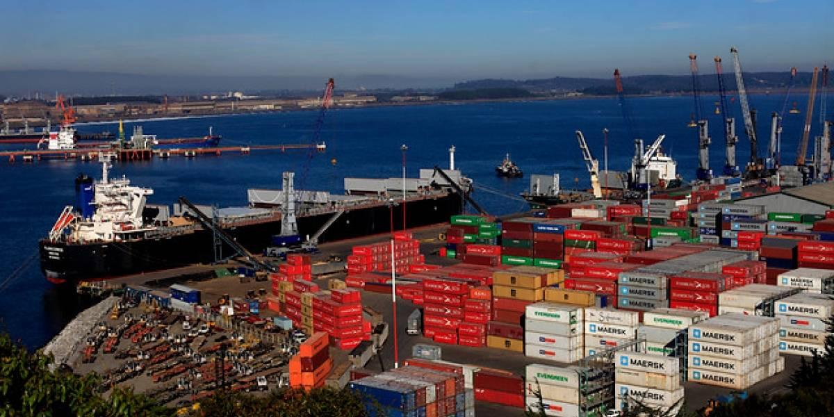 Exportaciones de economía chilena crecen un 4,7% en el primer trimestre