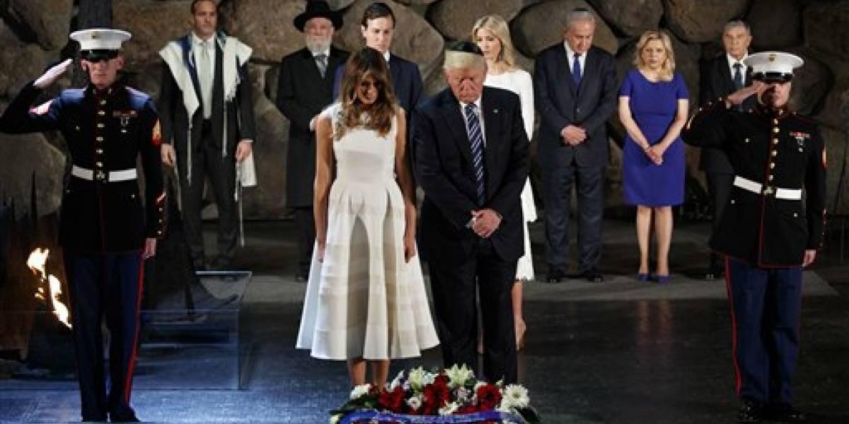 Trump: Holocausto fue la hora más oscura