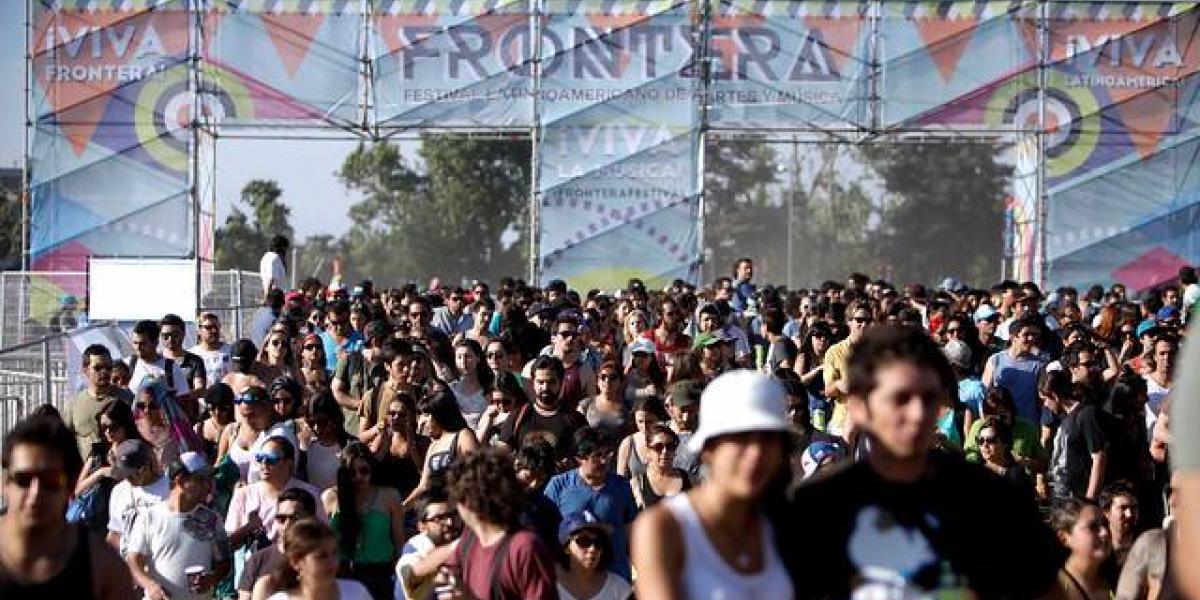 Sernac demanda a productora por suspensión de Festival Frontera