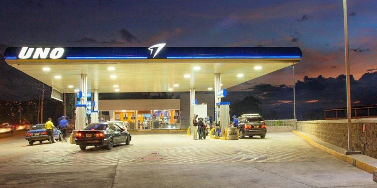 Conoce la nueva marca de gasolineras que inicia operaciones en Guatemala
