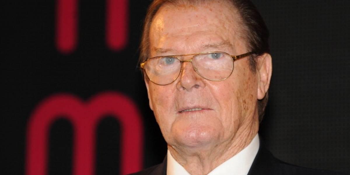 Muere Roger Moore víctima del cáncer a los 89 años