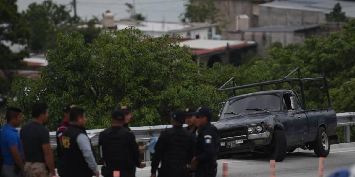 Hombre es asesinado en la autopista VAS