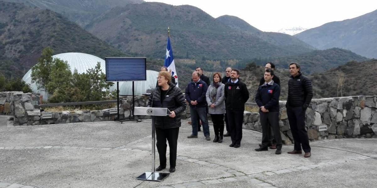 """Bachelet: """"El mundo está cansado de atentados como el de ayer y que afectan a víctimas inocentes"""""""