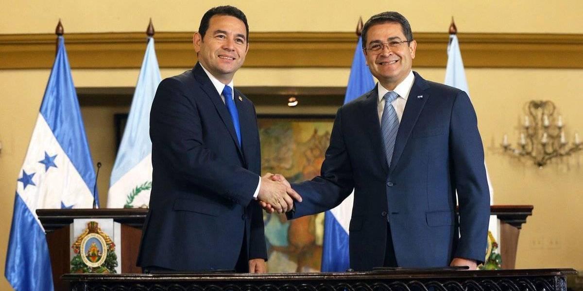 Guatemala y Honduras formalizarán unión aduanera para reforzar comercio