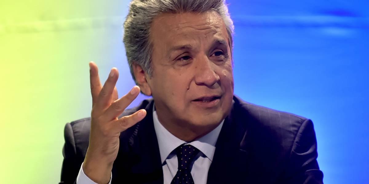 Lenín Boltaire Moreno Garcés, el nuevo presidente de Ecuador
