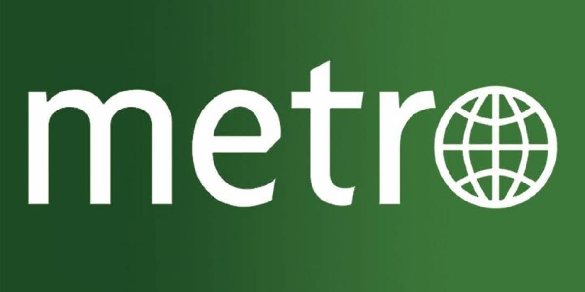 Confira a versão em PDF da edição de hoje do Metro Jornal