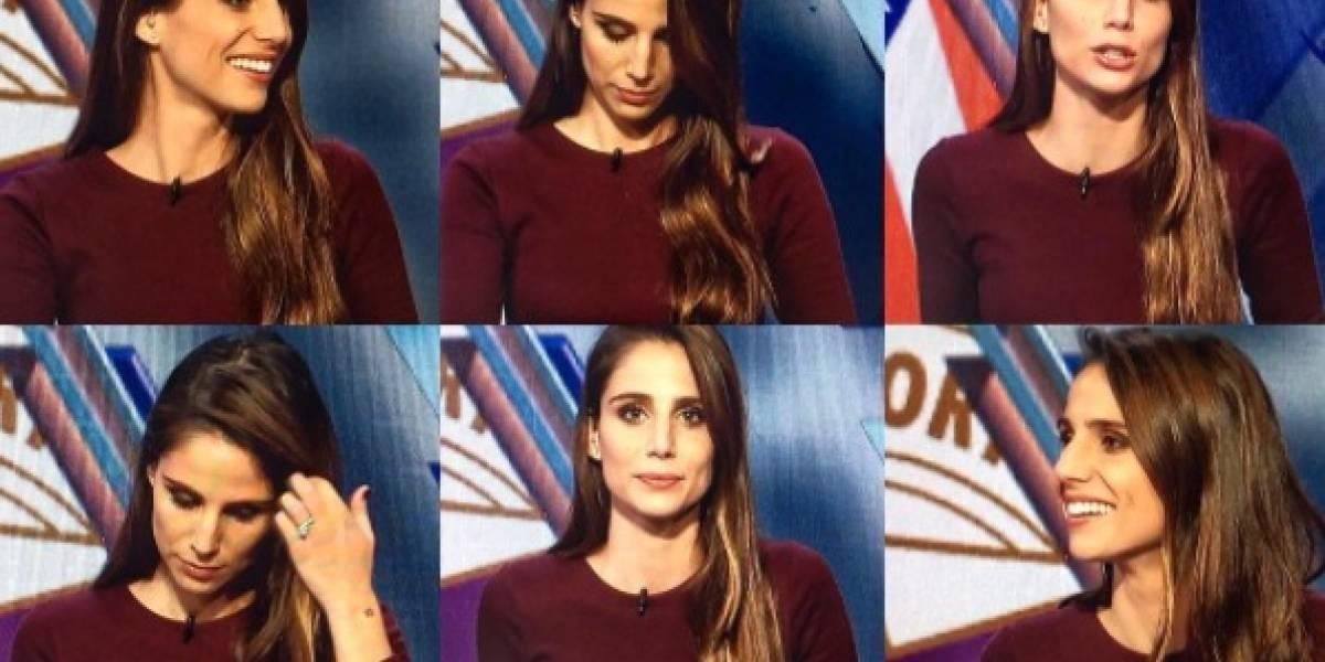 """El mensaje """"indirecto"""" de Lucía Villalón para Chicharito"""