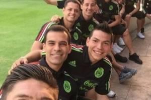 VIDEO: Ochoa, Guardado, Reyes y Dos Santos disfrutan su llamado al Tri a ritmo de Maluma