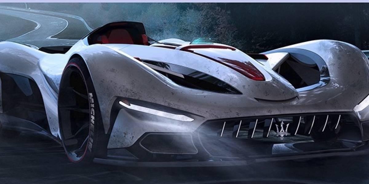 Mira el Maserati alternativo inspirado en Messi