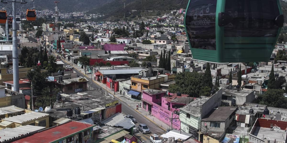 Mexibús y Mexicable ofrecen servicio gratuito durante la contingencia ambiental