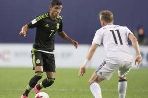 El Tri compromete su calificación en el Mundial Sub-20 tras empatar con Alemania