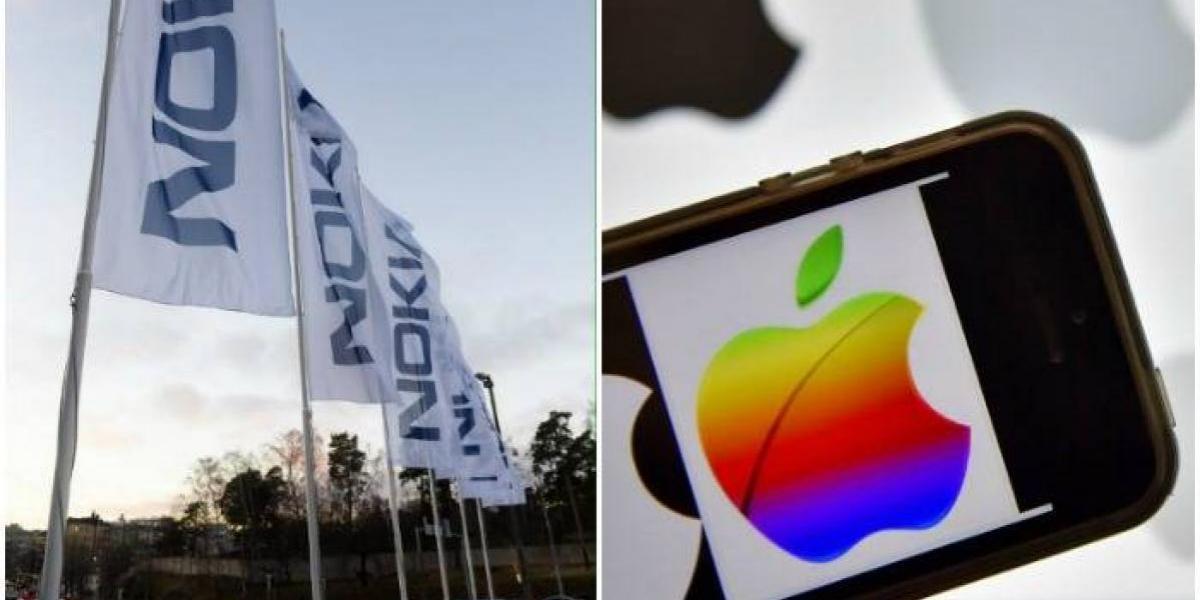 Nokia y Apple ponen fin a sus disputas legales por violación de patentes
