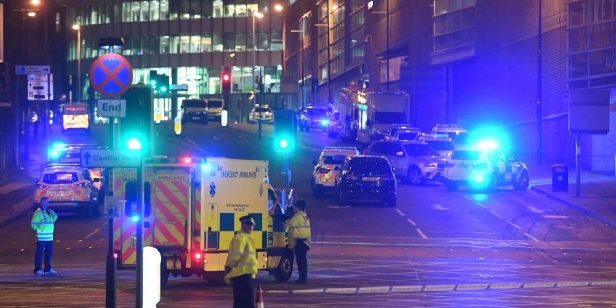 Revelan el nombre del sospechoso del atentado en Mánchester