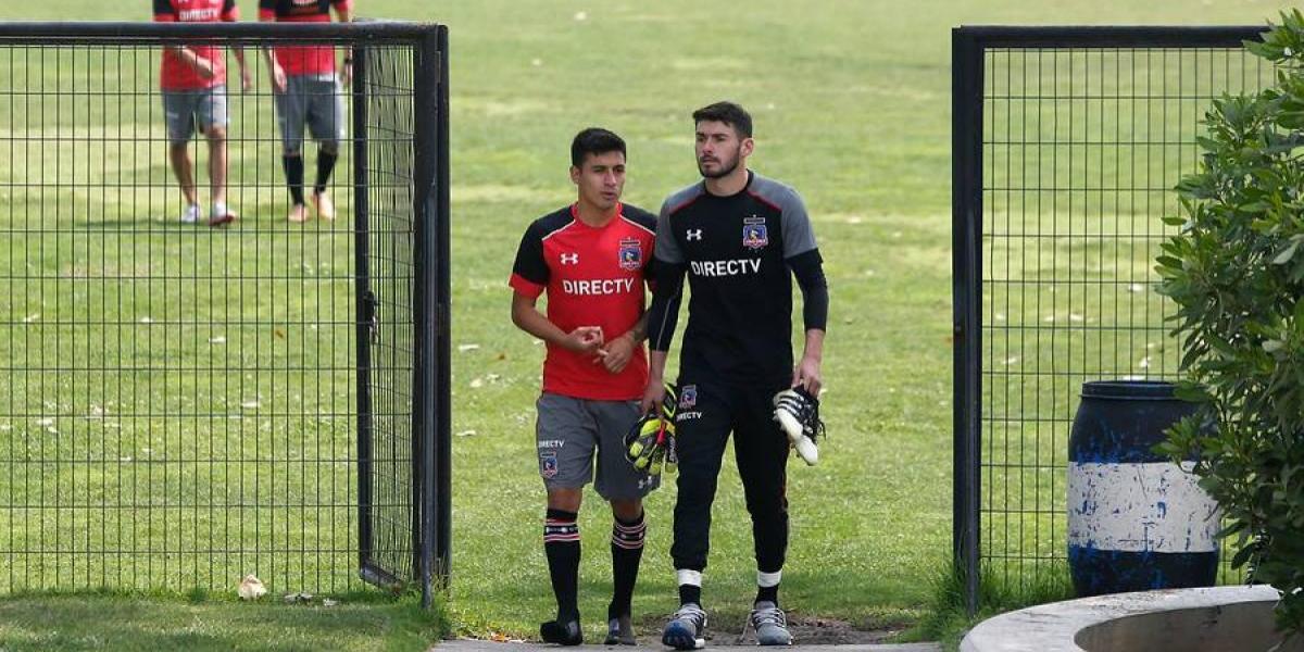 El emotivo adiós de Paulo Garcés al estadio Monumental