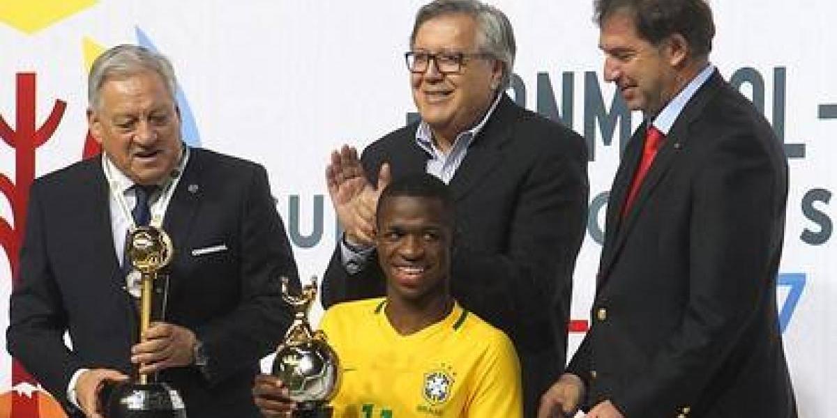Real Madrid aseguró a la gran estrella del fútbol brasileño que brilló en Chile