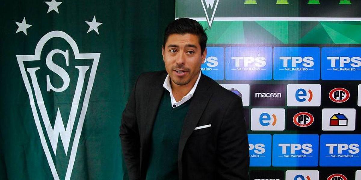 """Nicolás Córdova llega a Wanderers: """"Cuando salimos de Palestino nos quisimos resetear"""""""