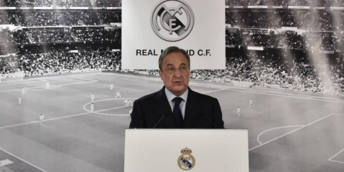 El Real Madrid responde a la sanción que le impuso la FIFA