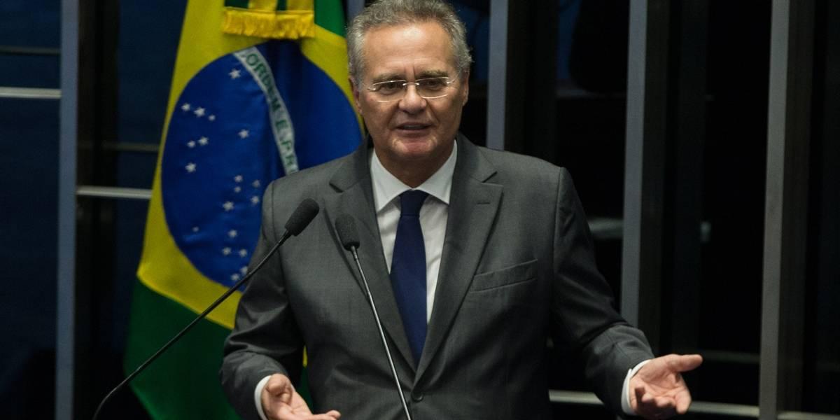 Renan critica candidatura de Janot no Conselho Superior do MPF