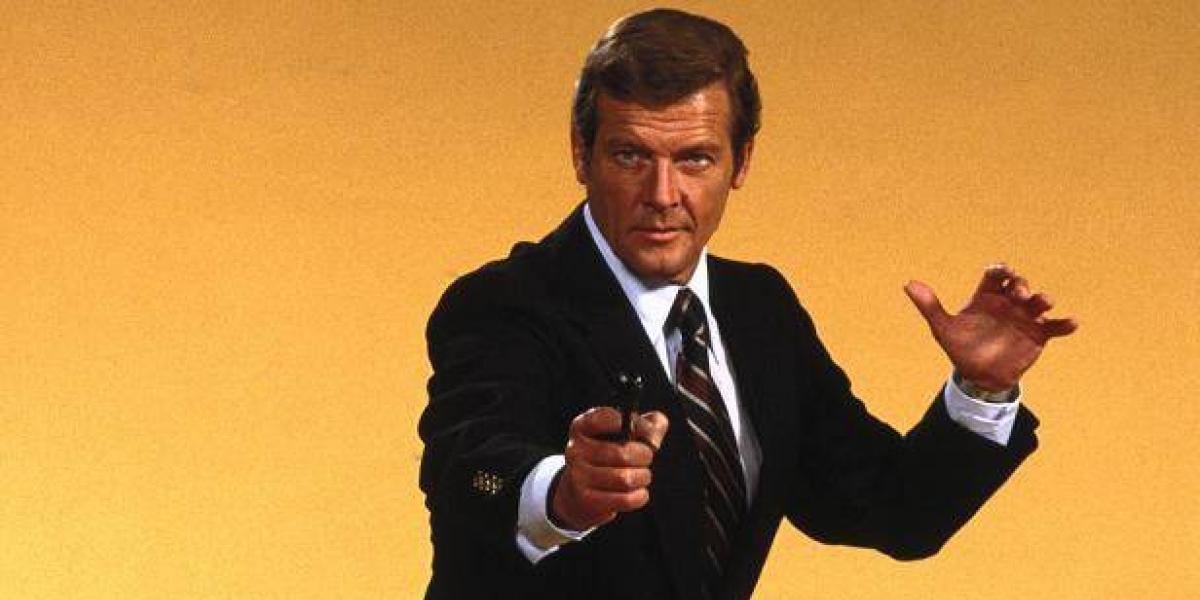 Muere el actor británico Roger Moore, que encarnó a James Bond
