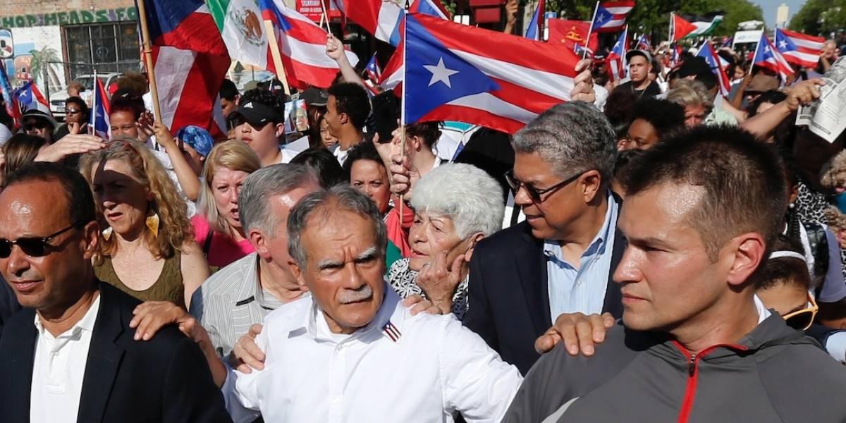 Con menos auspicios el desfile puertorriqueño en N.Y.